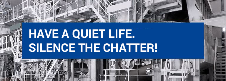 Have a quiet life: Silence the Chatter!